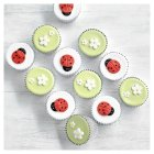 Fiona Cairns Ladybird and Blossom Cupcakes - 12s