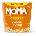 Moma Golden syrup porridge - 75g