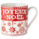 Waitrose Scandi Advent Mug -