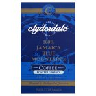 Clydesdale Jamaica Blue Mountain roasted ground coffee beans - 114g