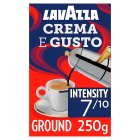LavAzza Crema E Gusto - 250g Brand Price Match - Checked Tesco.com 30/07/2014