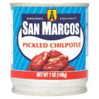 San Marcos pickled chilpotle