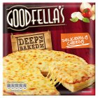 Goodfella's deep pan baked deliciously cheesy - 417g Brand Price Match - Checked Tesco.com 26/08/2015