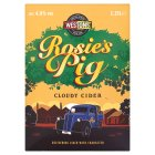 Rosie's Pig Cloudy Cider - 2.25litre