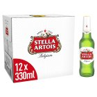 Stella Artois Belgium - 12x284ml Brand Price Match - Checked Tesco.com 05/03/2014