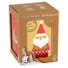 Waitrose Christmas mini stamps cards - 30s