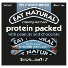 Eat Natural bars protein packed with peanuts & chocolate - 3x45g