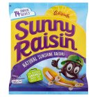 Whitworths sunny raisin 14 snack pack - 196g