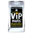 New York Delhi ViP nuts manuka honey & mustard