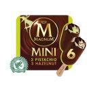 Magnum mini 6s pistachio hazelnut - 360ml Brand Price Match - Checked Tesco.com 29/10/2014