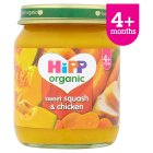 Hipp squash & chicken - 125g Brand Price Match - Checked Tesco.com 23/04/2015