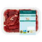 Waitrose Welsh lamb fillet strips - 225g