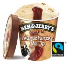 Ben & Jerry's Core peanut butter me up ice cream
