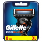 Gillette fusion proglide blades - 6s Brand Price Match - Checked Tesco.com 05/03/2014