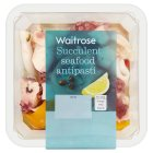 Waitrose seafood antipasti in a citrus dressing