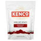 Kenco Millicano wholebean instant coffee - 85g Brand Price Match - Checked Tesco.com 09/12/2013