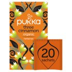 Pukka three cinnamon 20 tea sachets - 40g New Line