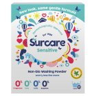 Surcare non-bio laundry powder sensitive 25 washes - 1.625kg