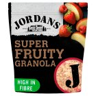 Jordans super fruity granola - 600g Brand Price Match - Checked Tesco.com 04/12/2013
