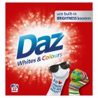 Daz Regular Washing Powder Laundry Detergent 22 washes - 1430g Brand Price Match - Checked Tesco.com 18/08/2014