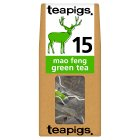 Teapigs mao feng green 15 tea bags - 37.5g Brand Price Match - Checked Tesco.com 23/07/2014