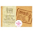 Organic English unperfumed oatmeal bar - 110g