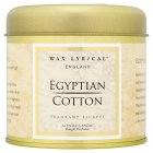 Wax Lyrical Egyptian cotton tin -