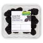 essential Waitrose British blackberries - 170g