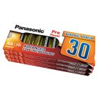 Panasonic Pro Power AA - 30s