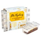 Mr Kipling Christmas cake slices - 6s