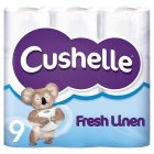 Cushelle Fresh Linen - 9s Special Purchase