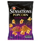 Walkers Sensations sweet Indian spices sharing popcorn - 90g