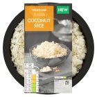 Waitrose Asian Coconut Rice - 350g