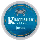 Kingfisher jumbo crab meat in brine