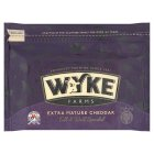 Wyke Farms Just Delicious extra mature cheddar - 300g