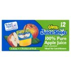 Calypso juice shots 100% pure apple juice