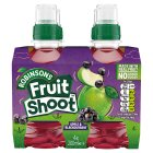 Robinsons Fruit Shoot low sugar blackcurrant & apple - 4x200ml