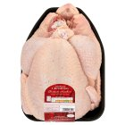 Waitrose Basted British chicken - 3kg