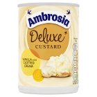 Ambrosia Deluxe Custard Vanilla with Clotted Cream - 400g