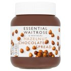 essential Waitrose Hazelnut Chocolate Spread - 400g
