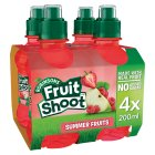 Robinsons Fruit Shoot low sugar summer fruits - 4x200ml