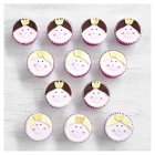Fiona Cairns Princess Cupcakes - 12s