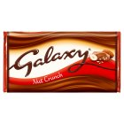 Galaxy Nut Crunch bar