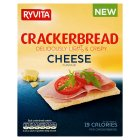Ryvita crackerbread cheese - 125g