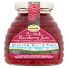 Heather Hills Scottish raspberry jam