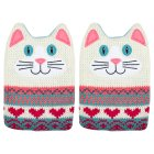 Aroma Home love cats hand warmers - 2s