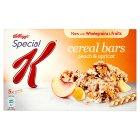 Kellogg's Special K 5 Peach & Apricot Bars - 5x23g Brand Price Match - Checked Tesco.com 30/07/2014