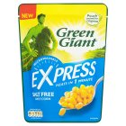 Green Giant express salt free sweet corn - drained 160g