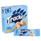 Tracker white chocolate chip, 6 pack