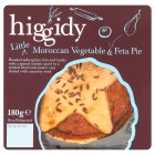 Higgidy little Moroccan vegetable & feta pie
